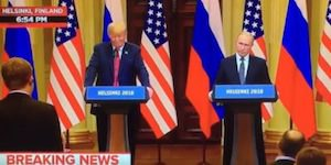 Putin and Trump press meeting